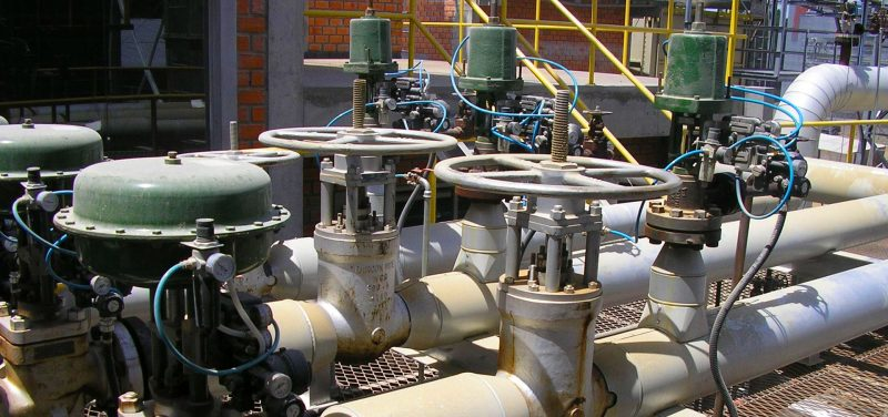 Gasdetectie industrieel