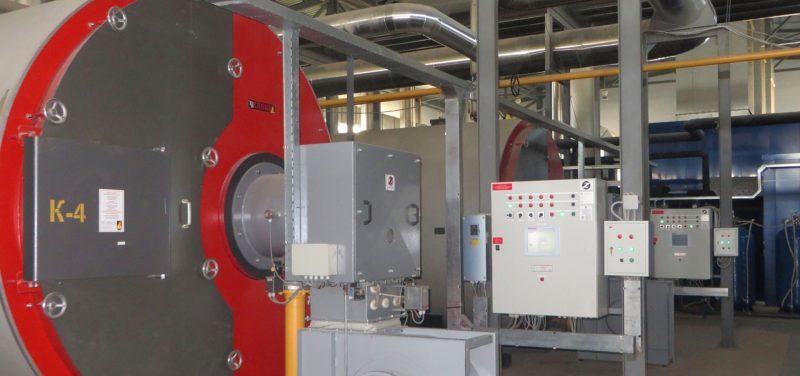 Gasdetectie ketelhuizen warmtekracht centrales